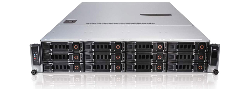 SERVER DELL POWEREDGE C2100 L5520 CŨ