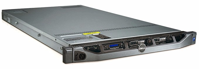 SERVER DELL POWEREDGE R610 E5620 2.4GHZ, 12MB CŨ