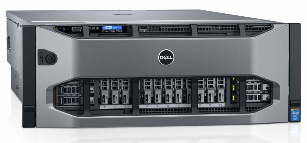 MÁY CHỦ DELL™ POWEREDGE™ R930 E7- 4820 V3