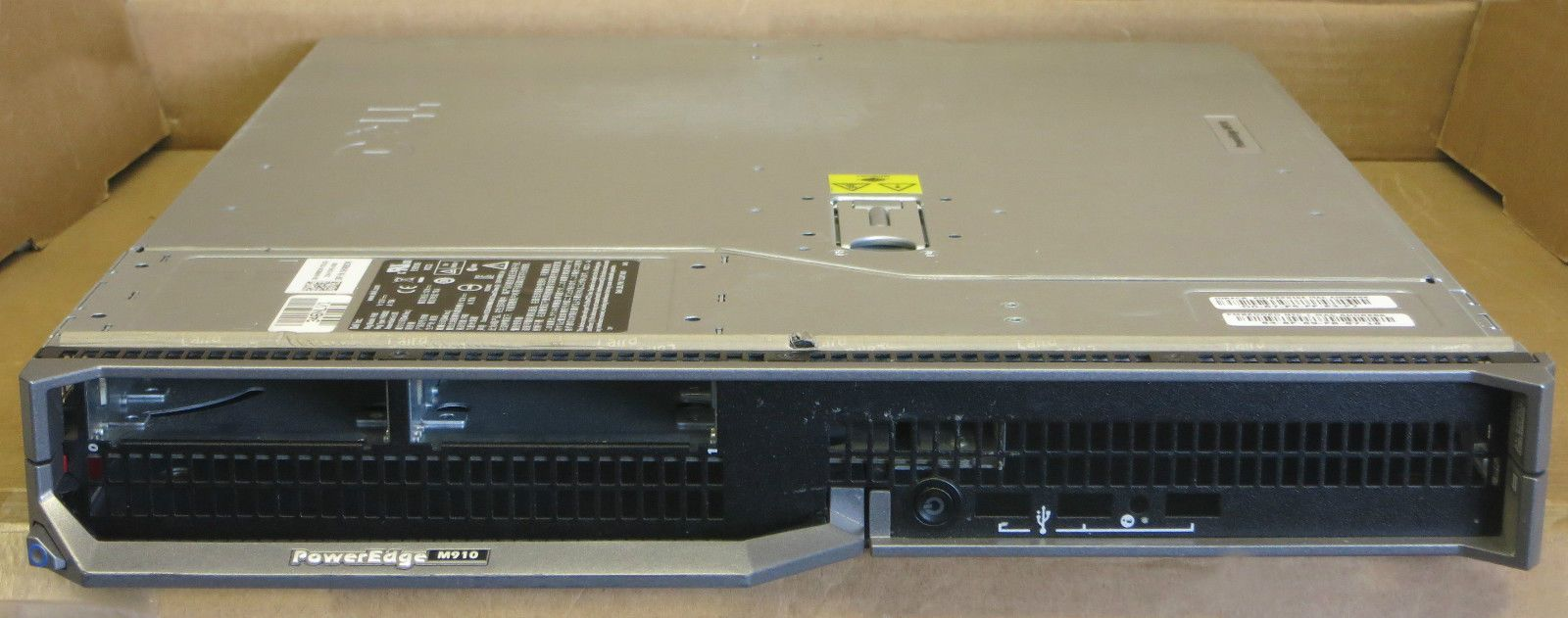 DELL POWEREDGE BLADE M910 SERVER