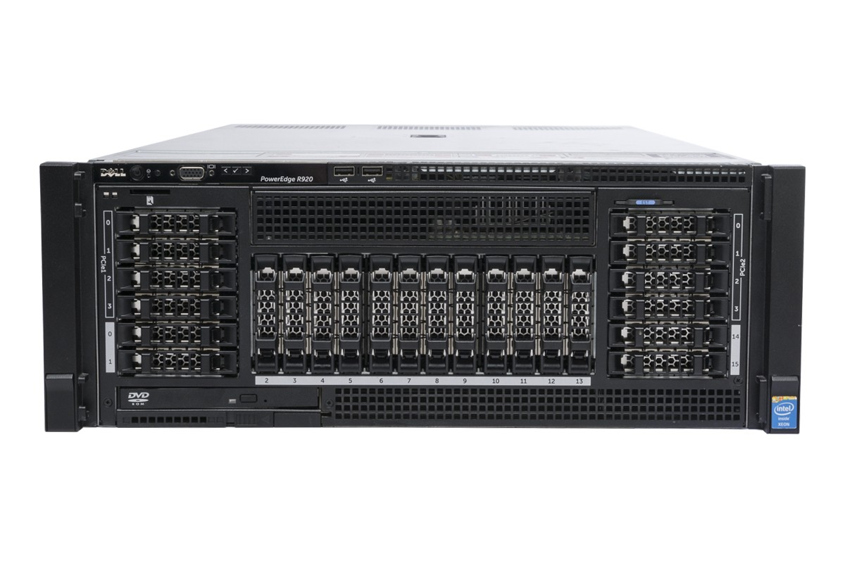 MÁY CHỦ DELL™ POWEREDGE™ R920 E7- 2850 V2