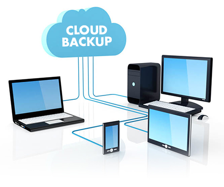 GIẢI PHÁP BACKUP - CLOUD BACKUP