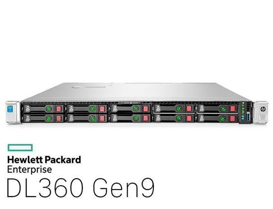 SERVER HPE ProLiant DL360 G9 SFF E5-2637v4