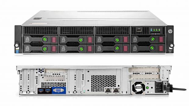SERVER HPE ProLiant DL80 G9 E5-2650 v4