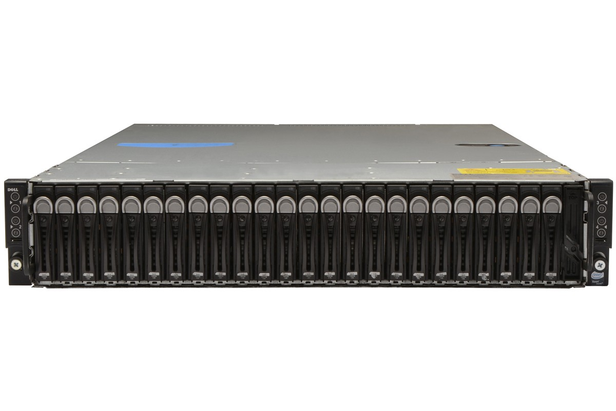 SERVER DELL POWEREDGE C6220-II BAREBONE /PS 1400W