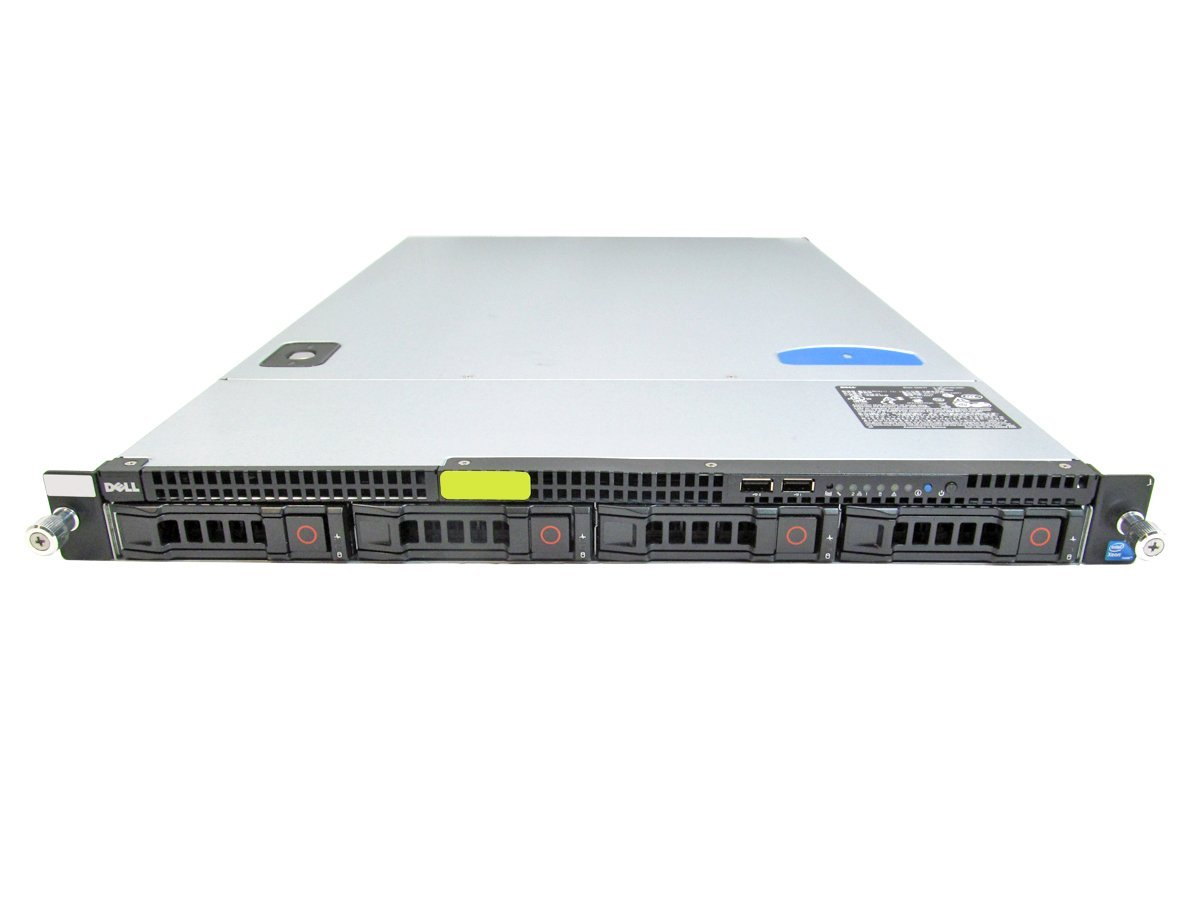SERVER DELL POWEREDGE C1100 E5530 2.4Ghz cache 8M 1333 RACK 1U