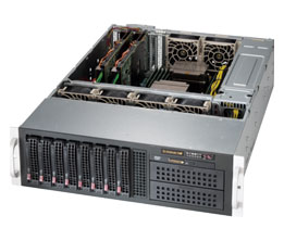 SERVER SuperServer 6037R-72RFT+