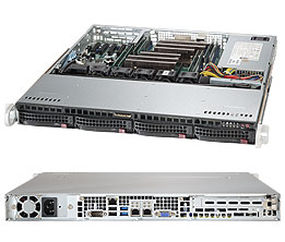 SERVER SuperServer 6018R-MT