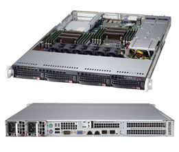 SERVER SuperServer 1027R-72RFTP LGA 2011