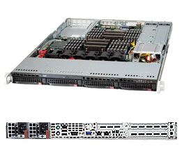 SERVER SuperServer 6017R-N3RFT+