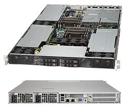 SERVER SuperServer Cloud Gaming 1027GR-TRF-CG