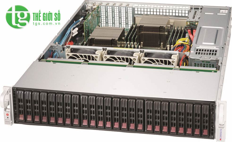 Supermicro SuperStorage Server SSG-2028R-E1CR24H