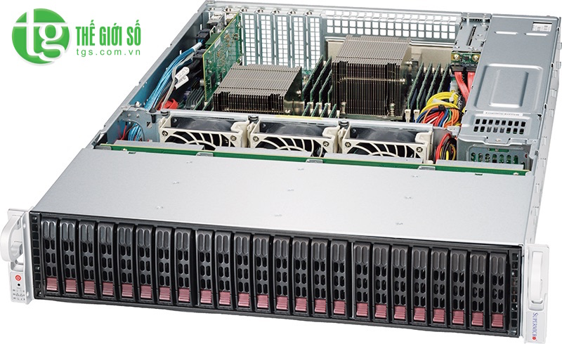 Supermicro SuperStorage Server SSG-2028R-E1CR24L