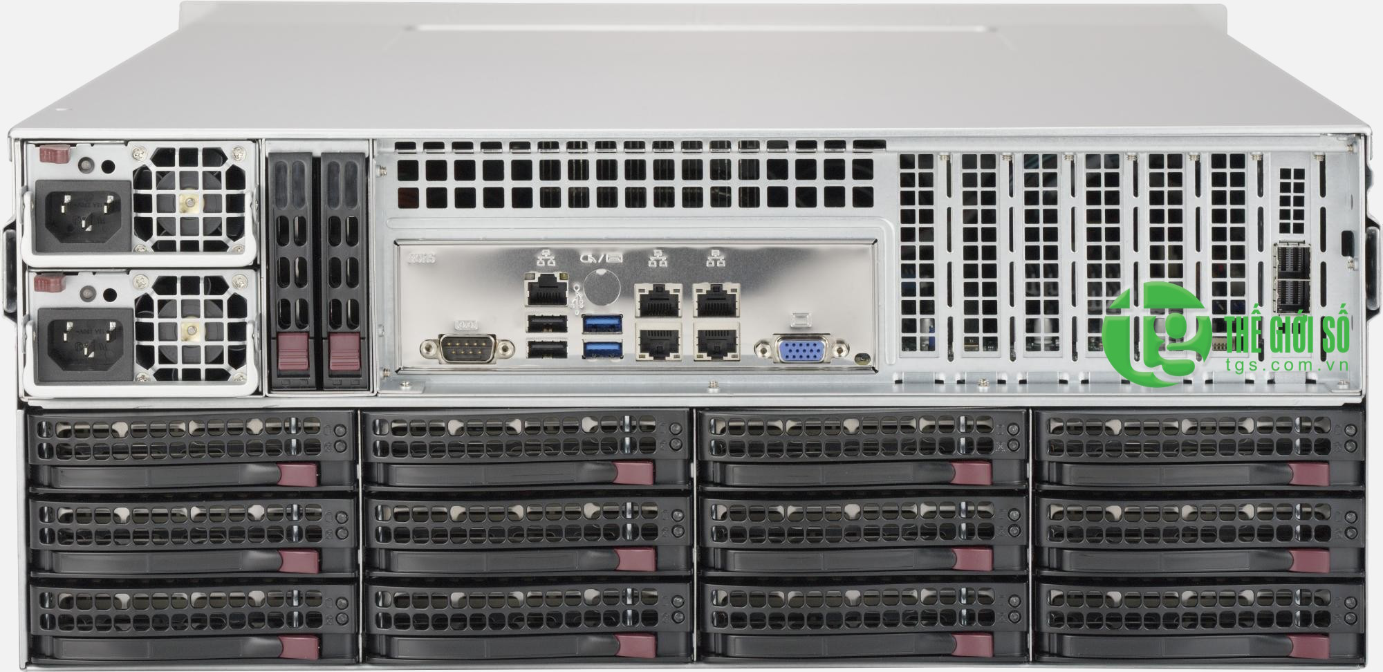 Supermicro SuperStorage Server SSG-6048R-E1CR36L