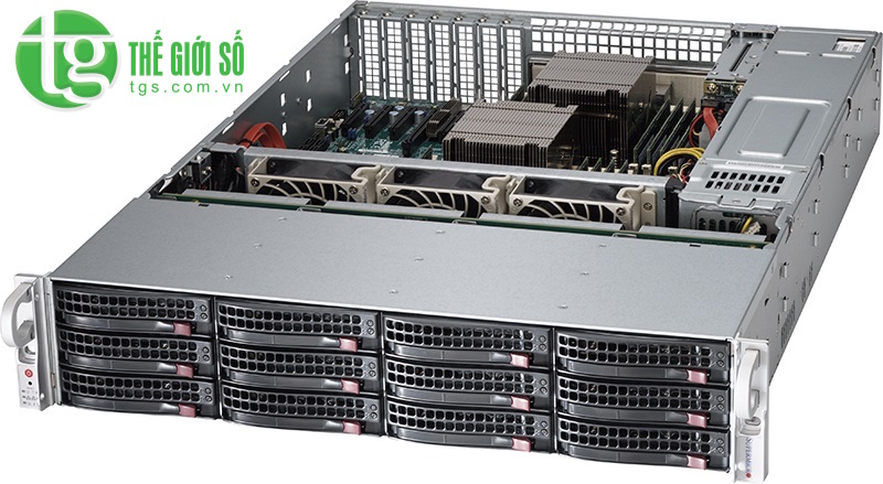 Supermicro SuperStorage Server SSG-6028R-E1CR12N