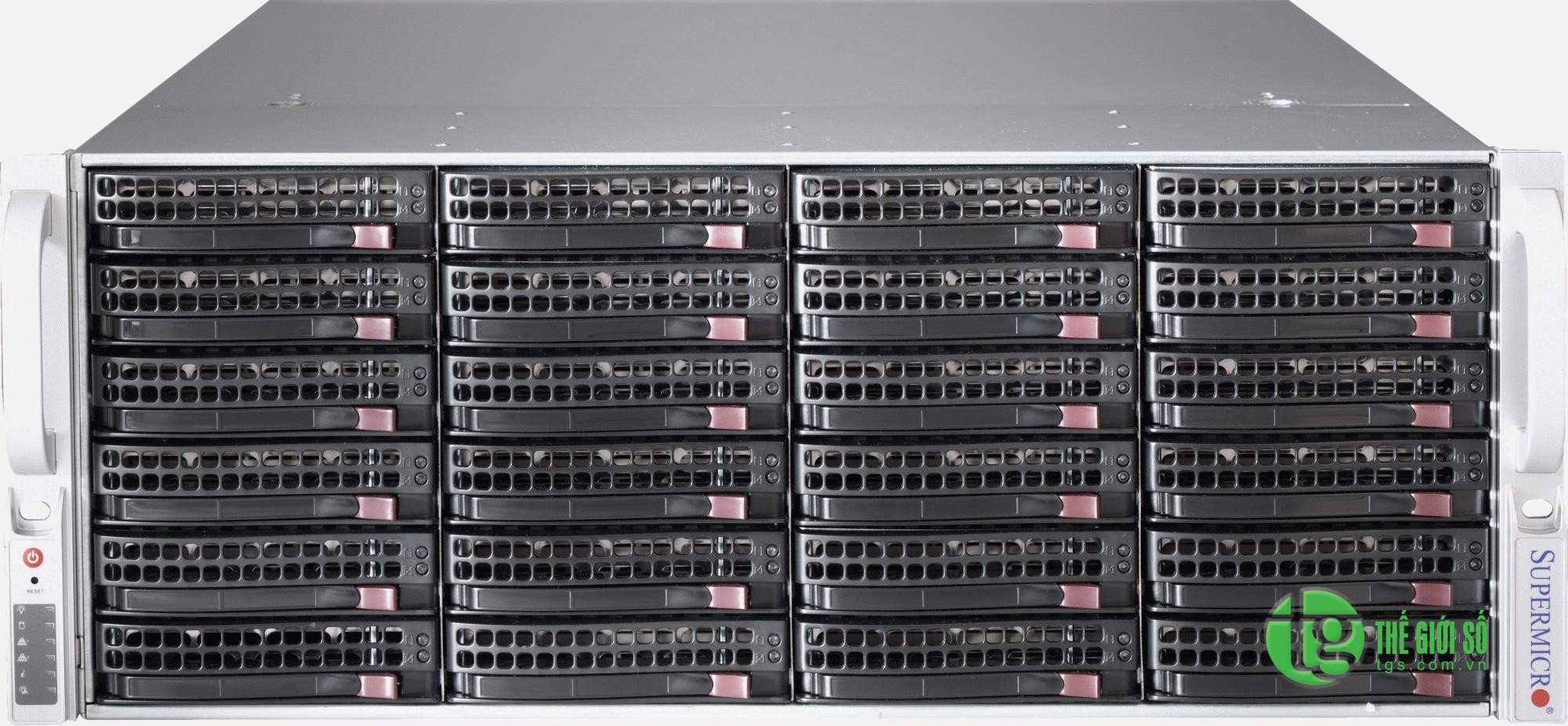 Supermicro SuperStorage Server SSG-6048R-E1CR24N