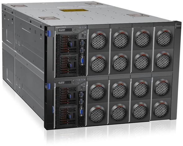SERVER LENOVO System x3950 X6 E7-8870v3 (6241-JAA)