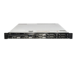 SERVER DELL POWEREDGE R620 - 1x E5-2609v2, 4-Core E5-2609v2 2.50GHz, 10M Cache, 6.4GT/s QPI