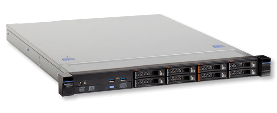 SERVER LENOVO System x3250 M6 Core i3-7100 3.9GHz
